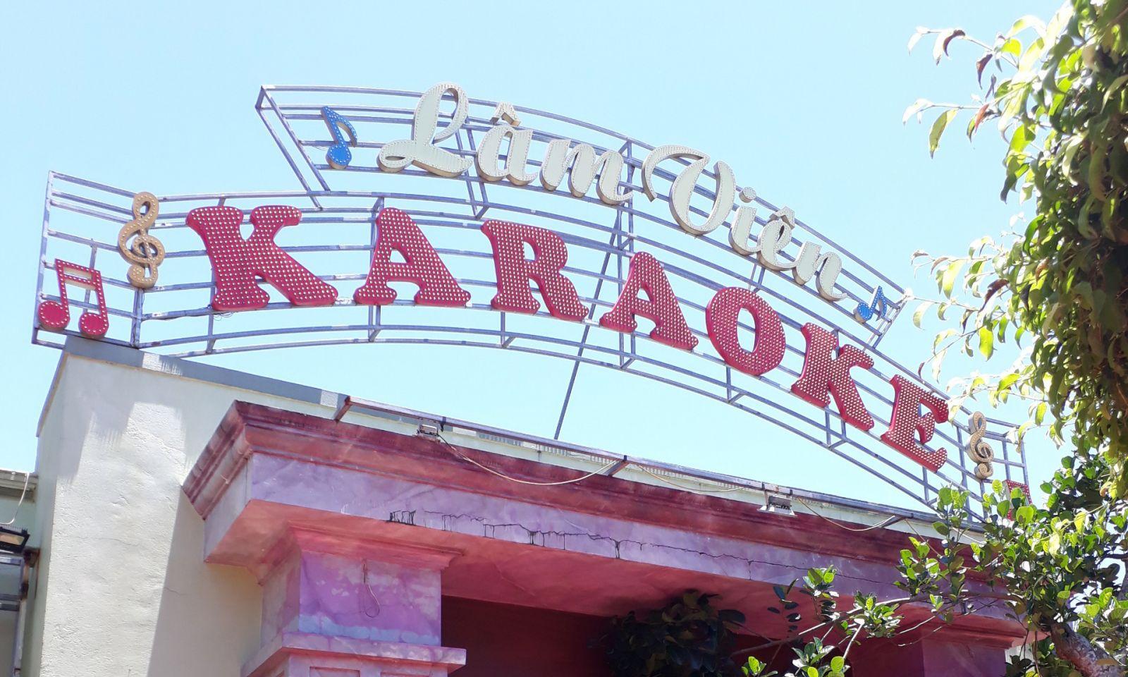 KARAOKE LÂM VIÊN QUẢNG NINH