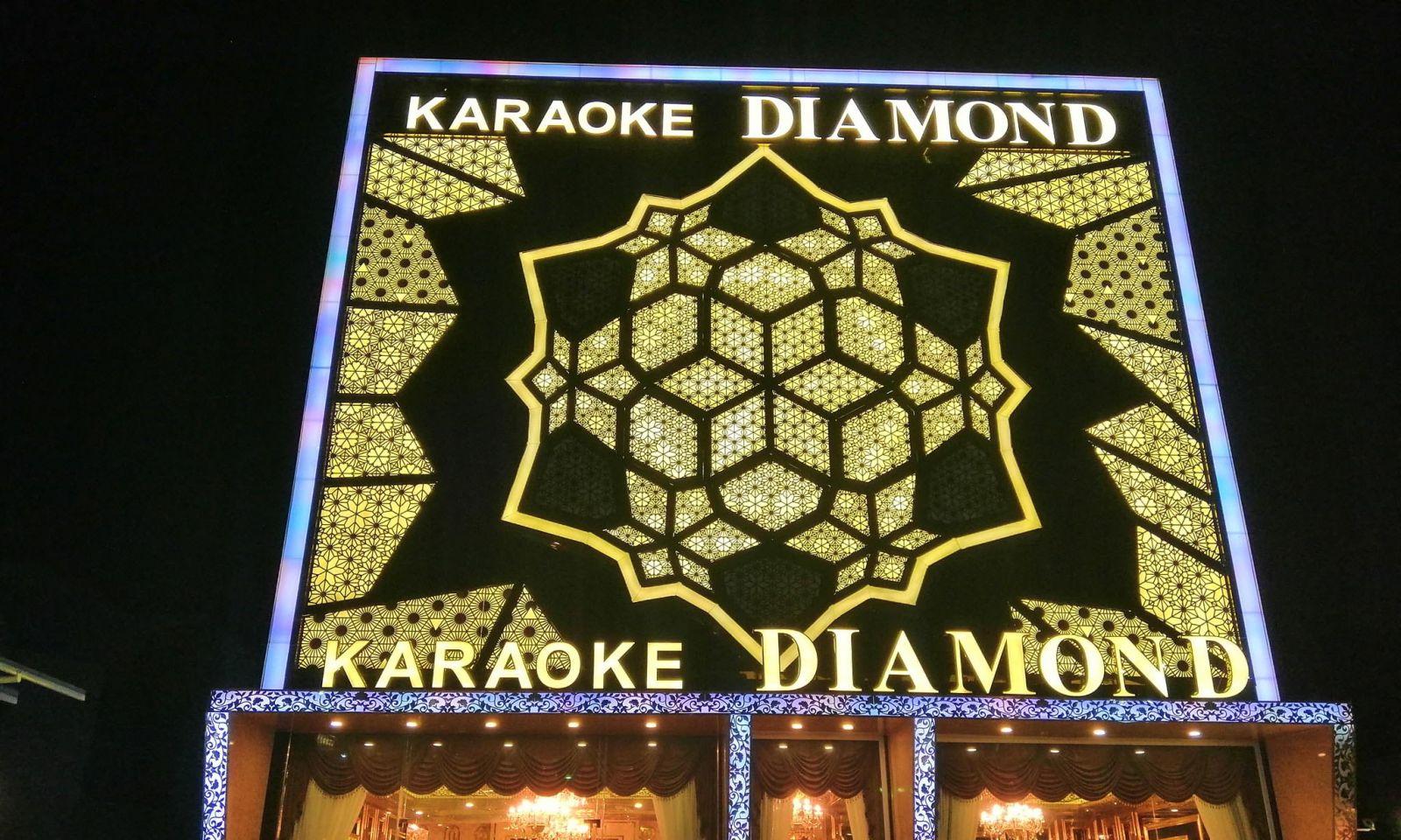 KARAOKE DIAMOND